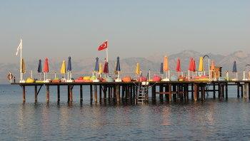 Турецкий курорт в Анталье