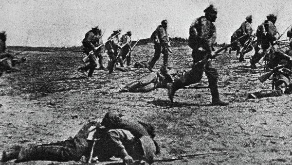 Первая мировая война от убийства эрцгерцога до Компьенского   Первая мировая война 1914 1918 годов