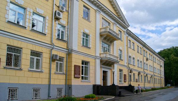 Главное здание НИЦ Курчатовский институт. Архивное фото.