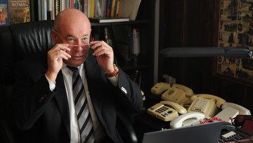 Специальный представитель президента РФ по международному культурному сотрудничеству Михаил Швыдкой, архивное фото