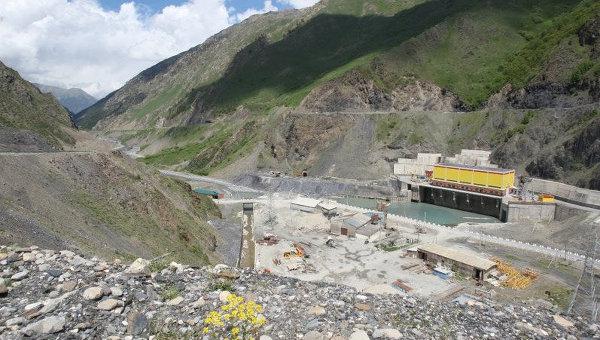 Зарамагские ГЭС