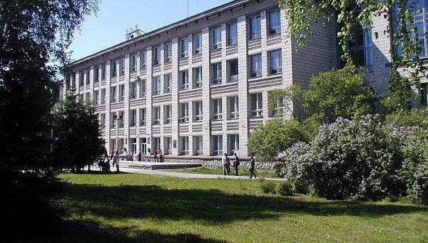Новосибирский государственный университет, архивное фото