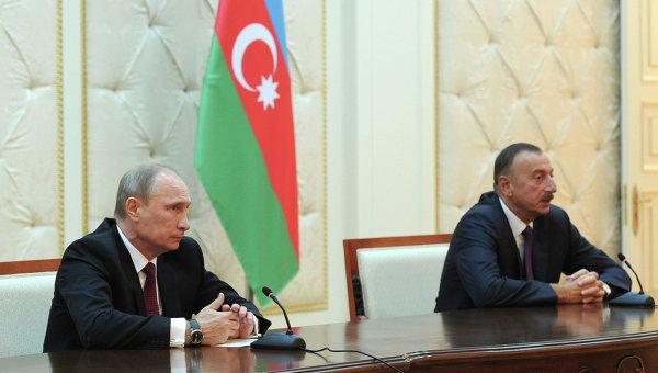 Ադրբեջանը և Ռուսաստանը  համաձայնագրեր են ստորագրել