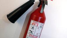 Огнетушитель. Архивное фото