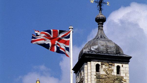 Башни Тауэра, крепости и музея на северном берегу Темзы, в центре Лондона. Архивное фото