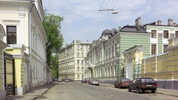Исторический центр Москвы. Архивное фото