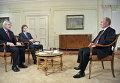 """Интервью В.Путина """" Первому каналу"""" и агентству """"Ассошиэйтед Пресс"""""""