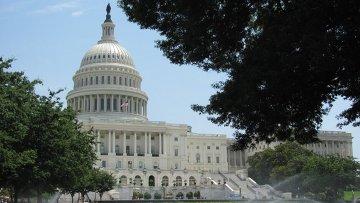 Здание Конгресса США. Архив