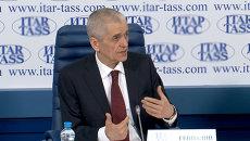 Онищенко объяснил, какие претензии у Роспотребнадзора к молдавскому вину