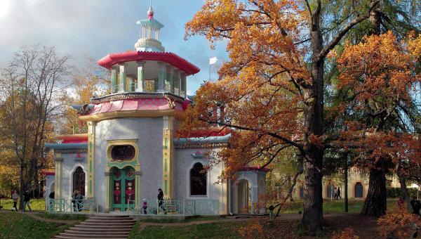 Государственный музей-заповедник Царское село, архивное фото