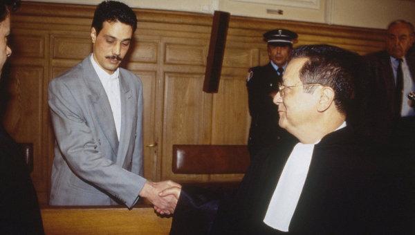 Кадр из фильма Адвокат террора