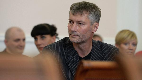 Евгений Ройзман, избранный главой Екатеринбурга, архивное фото