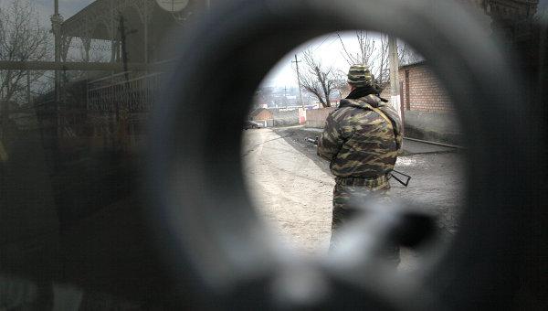 Полиция Ингушетии. Архивное фото