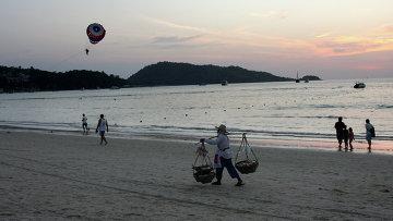 Остров Пхукет в Таиланде, архивное фото