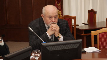 Академик РАН, директор института геологии и минералогии СО РАН Николай Похиленко