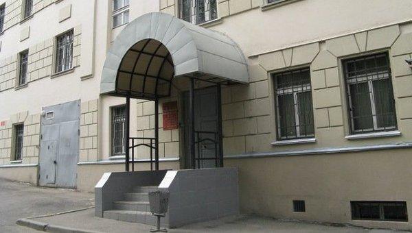 Лефортовский районный суд города Москвы. Архивное фото