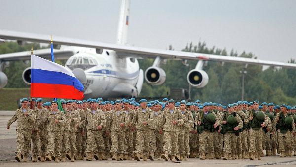Российско-белорусские стратегические учения Запад-2013. Архивное фото