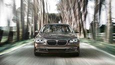 BMW 7 Series. Архивное фото