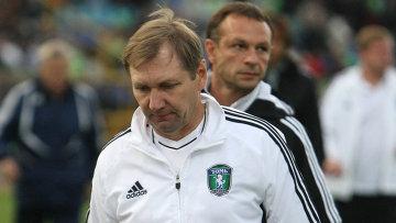 Василий Баскаков,архивное фото
