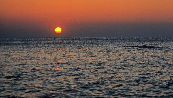 Японское море. Архив