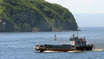 Остров Русский. Архивное фото