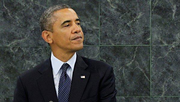 Выступление Барака Обамы на Генеральной ассамблее ООН в Нью-Йорке