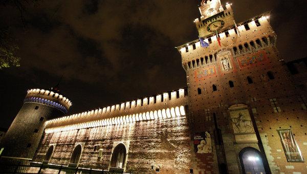 Замок Сфорца