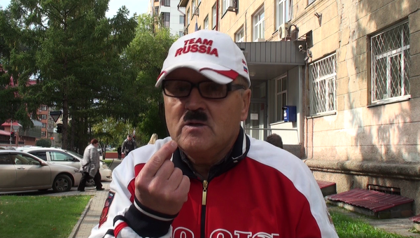 Юрий Бабин, архивное фото
