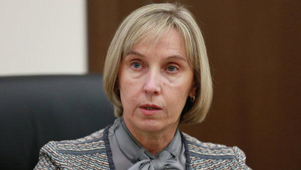 Заместитель министра МОН Людмила Огородова. Архивное фото