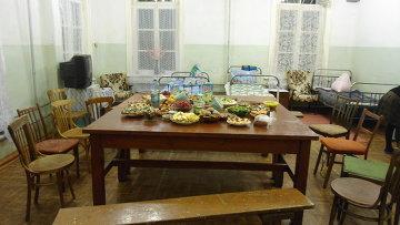 В центре реабилитации не употребляют алкоголь даже по праздникам, архивное фото