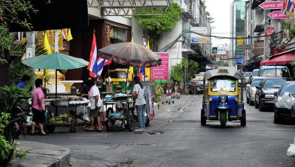 Бангкок. Архивное фото