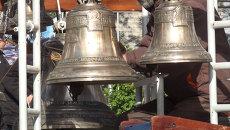 Церковные колокола прозвонили в Новосибирской исправительной колонии