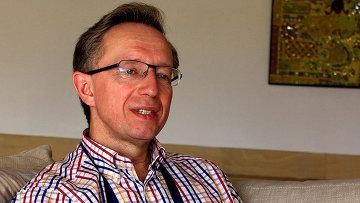 Посол РФ в Индонезии Михаил Галузин, архивное фото