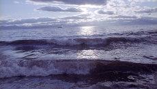 Тихий океан. Архивное фото