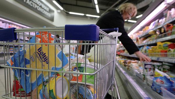 Россия ограничила ввоз молочной продукции из Литвы. Архивное фото