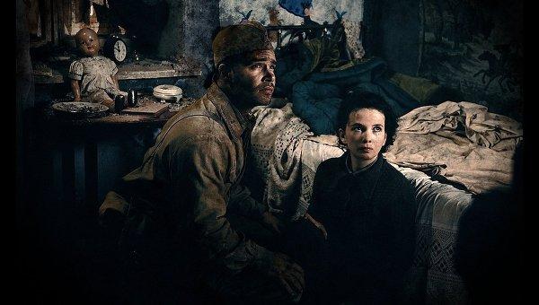 Кадр из фильма Сталинград