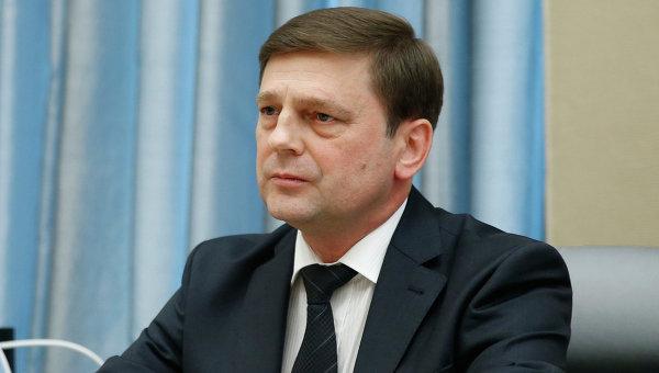 Новый руководитель Федерального космического агентства (Роскосмос) Олег Остапенко. Архивное фото