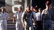 Скончался один из первых астронавтов НАСА. Архивные кадры космического полета