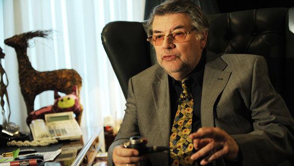 Народный артист России Александр Ширвиндт