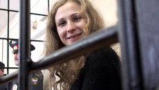 Алехина в зале суда потребовала амнистии для заключенных матерей