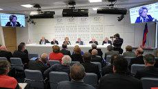 Круглый стол Просветительская деятельность в России: состояние и перспективы, фото с места события