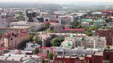 Улица Ленина в Уфе. Архивное фото