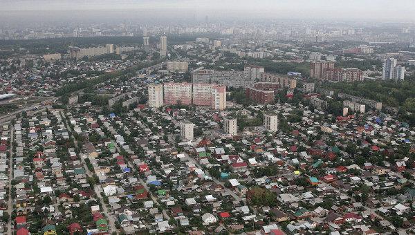 Виды Екатеринбурга. Архивное фото
