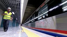 Тоннель Мармарай под Босфором открыли после девяти лет строительства