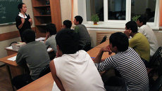 Жанна Жеребецова хвалит мигрантов за прилежание в учебе