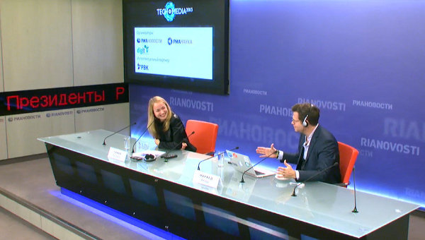 LIVE: Освещение стартапов в СМИ - как писать о технологиях интересно