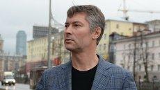 Мэр Екатеринбурга, председатель городской думы Евгений Ройзман. Архивное фото