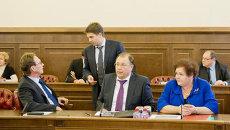 Лариса Мартьянова (справа), архивное фото