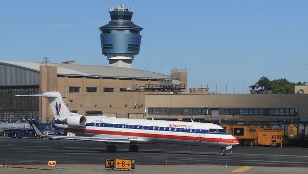 Аэропорт Ла Гуардия в Нью-Йорке. Архивное фото