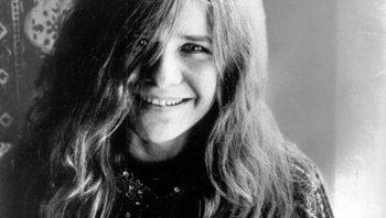 Американская певица Дженис Джоплин. Архивное фото